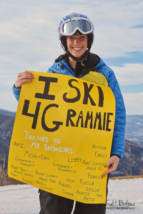 2012 Ski 4 Yellow