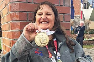 Sue White Special Olympics